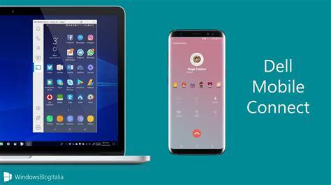mobile pc connect come installare l app esclusiva dell mobile connect su