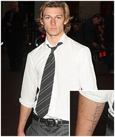 alex pettyfer wrist tattoo what is your favourite on alex poll results alex