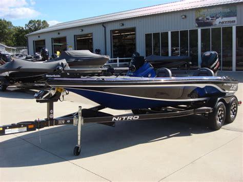 nitro bass boat z18 nitro z series z18 bass boats new in warsaw mo us