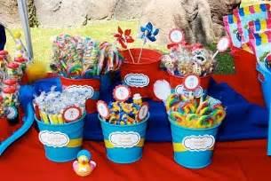 over the top carnival birthday design dazzle