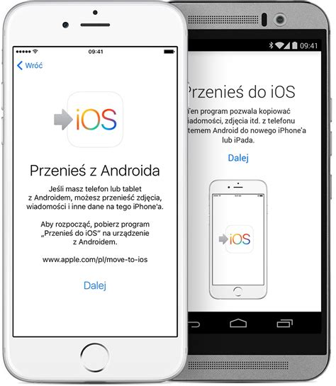 z iphone na android migracja z systemu android na telefon iphone ipada lub ipoda touch wsparcie apple