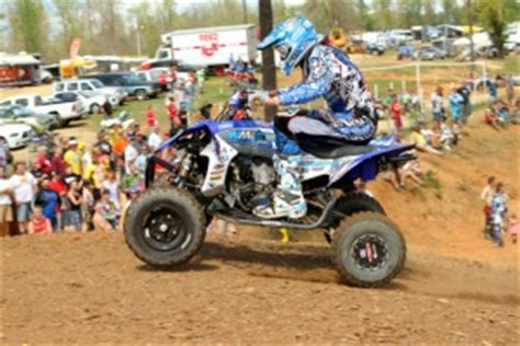 ama atv motocross schedule 2013 ama atv motocross series schedule announced atv com