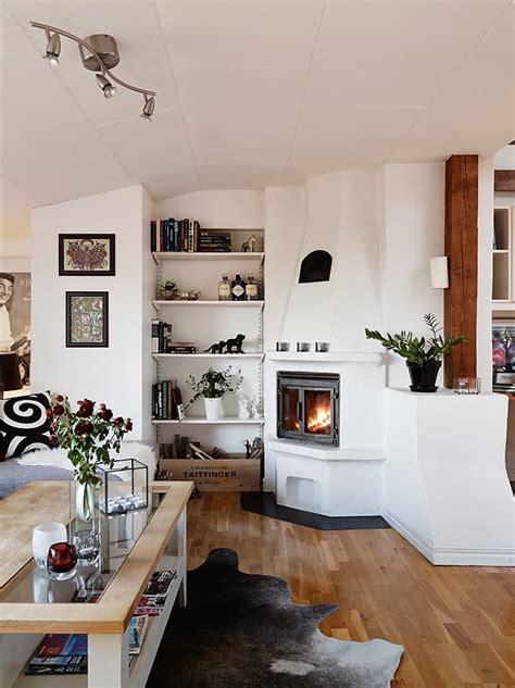 beautiful small attic apartment  sweden
