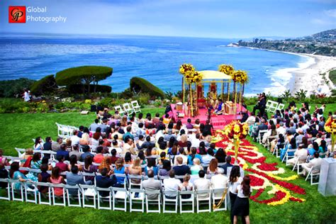 Cliff Side Beauty by Square Root Designs   Maharani Weddings