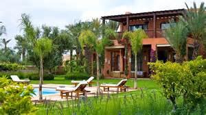 villa des jardins marrakech royal palm et environs