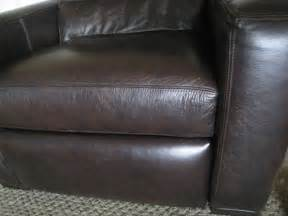 pigmented leather sofa pigmented two tone dyed leather sofa starting to dry