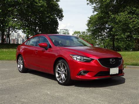 mazda models canada 2015 mazda6 gt road test review carcostcanada