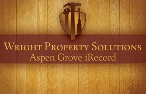 aspen grove background check the wright property solutions