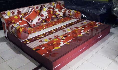 Kasur Inoac Depok sofa bed kasur inoac autumn lapis merah maroon2 dtfoam