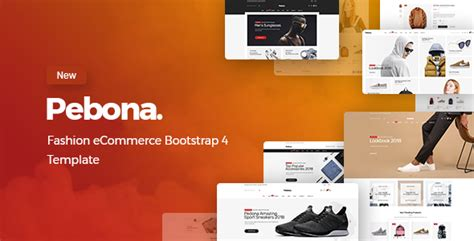 Pebona Fashion Ecommerce Bootstrap 4 Template Download Pebona Fashion Ecommerce Bootstrap Bootstrap 4 Ecommerce Template