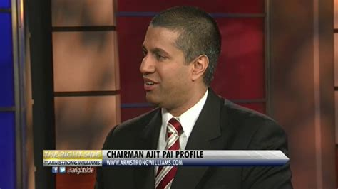 ajit pai md the right side with armstrong williams fcc chairman ajit
