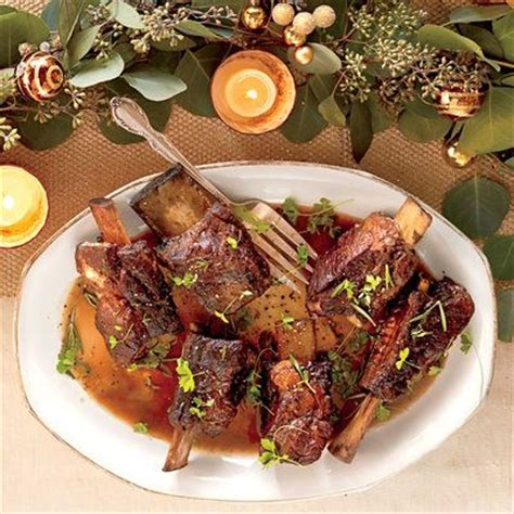 beef short ribs elegant holiday entr 233 e recipes holiday