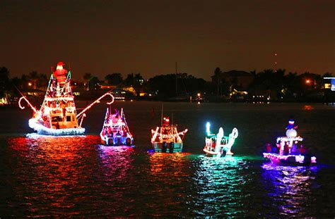 st pete boat parade 2017 st pete beach boat parade winter festival st pete