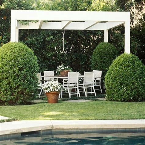 Backyard Landscape Structures 10 Ways To Decorate Your Pergola