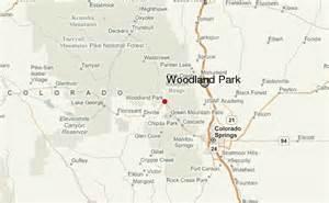 woodland park colorado location guide