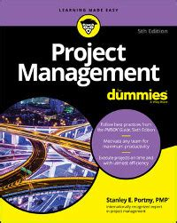 Project 2010 For Dummies project management for dummies 3rd edition free