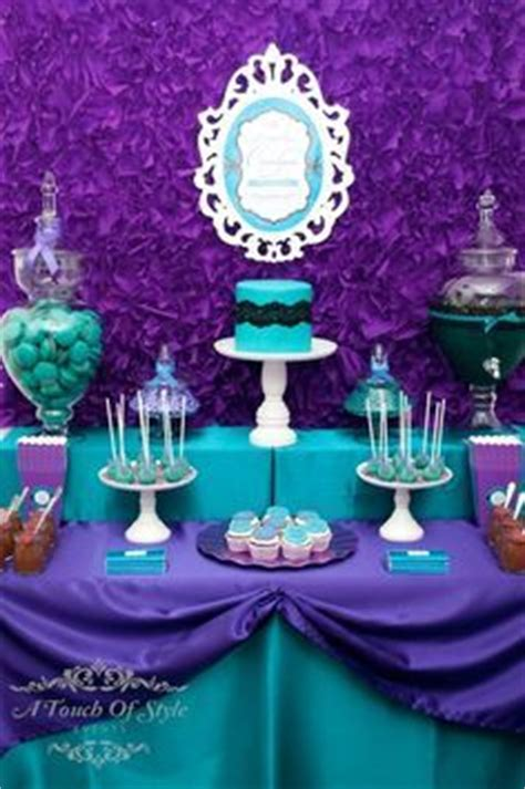 teal and purple decorations 1000 images about penelope s peacock on