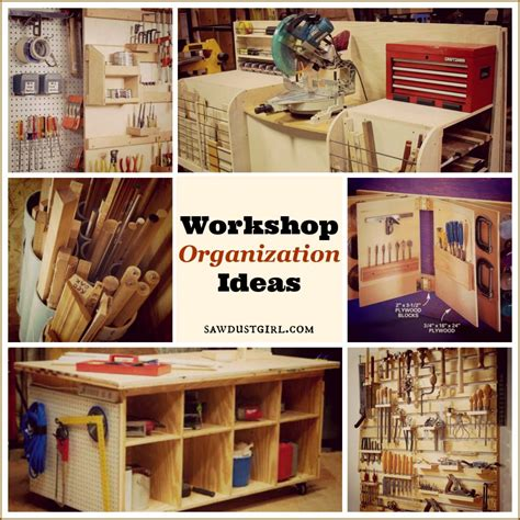Woodwork Kitchen Designs by Workshop Organization Ideas Sawdust 174