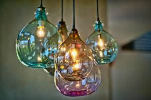 Blown Glass Pendant Lighting Blown Glass Pendant Lights Baby Exit