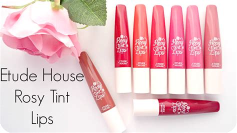 porcelain princess review etude house rosy tint