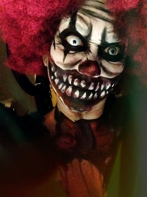 Best 10 Scary Clowns Ideas by Scary Clown Makeup Tutorial Costumes