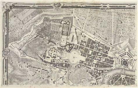 Nolli Overall nolli battista c 1692 1756 nuova pianta di