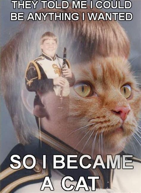 Ptsd Meme - clarinet boy meme