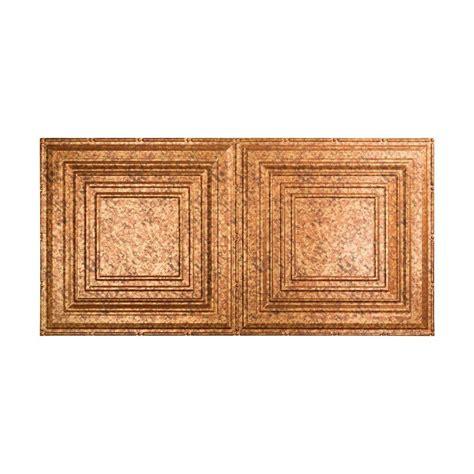 copper glue up surface mount tiles ceiling tiles