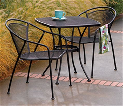 True Value Patio Dining Sets Uptown Patio Collection Bistro Set True Value