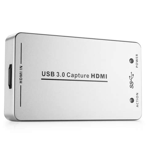Usb Capture Hdmi hdmi to usb 3 0 capture card device dongle 1080p