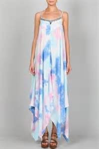 Tie Dye Wedding Dresses   Wedding Short Dresses