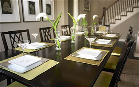 How To Stage A Dining Room Table by Home Staging Tips How The 5 Senses Help You Sell