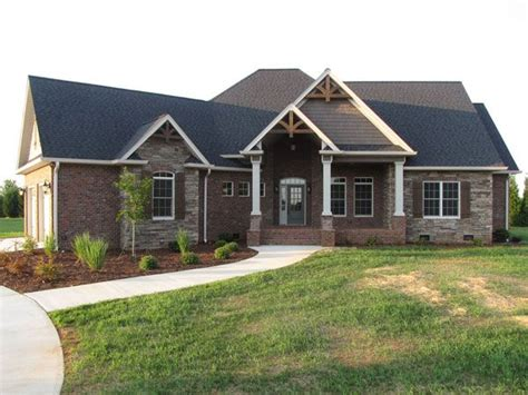 25 best ideas about brick houses on brick