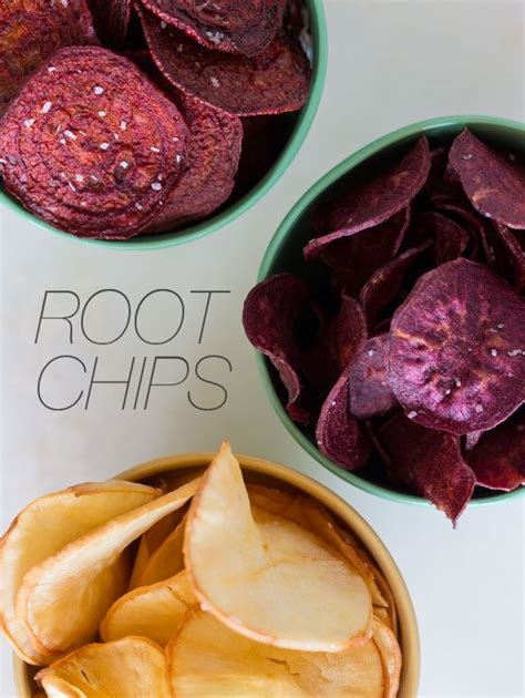 root chips recipe - Root Vegetable Chips Recipe