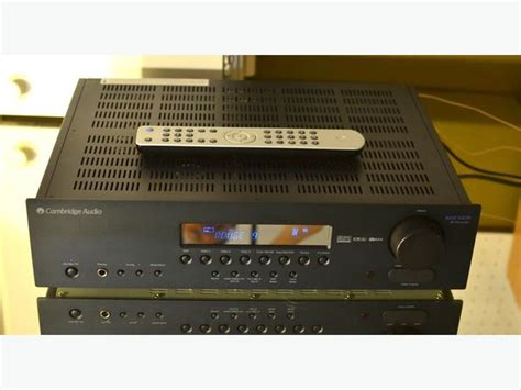 Mba Audio Custom Peterborough On by Cambridge Audio Azur 540r V2 Stereo 6 1 Receiver Great