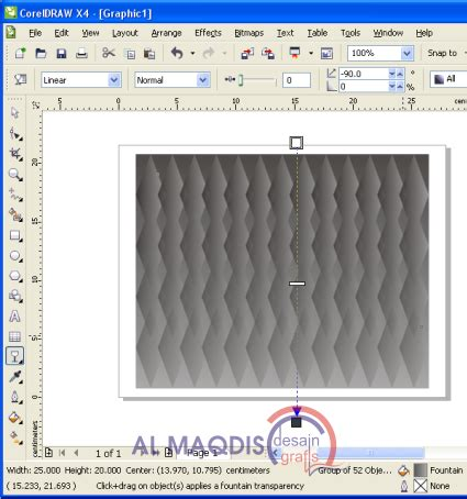 cara membuat blog wallpaper cara bikin pola background sendiri di coreldraw