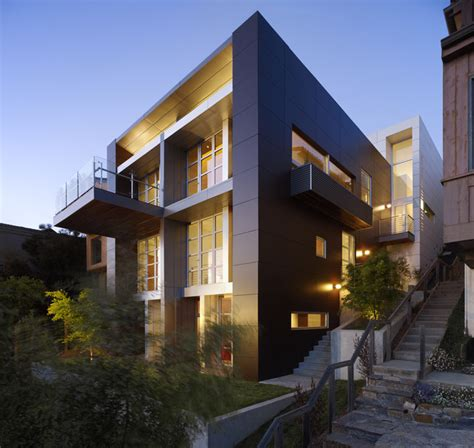 archidesign home charles debbas contemporary exterior san francisco