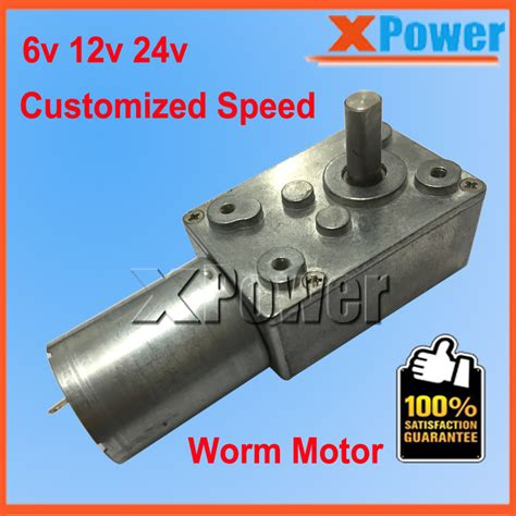 Best Product Fan Dc 24 Volt 6 Cm worm geared motor promotion shop for promotional worm
