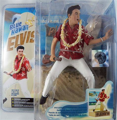 Figure Mcfarlane Elvis Complete elvis blue hawaii figure