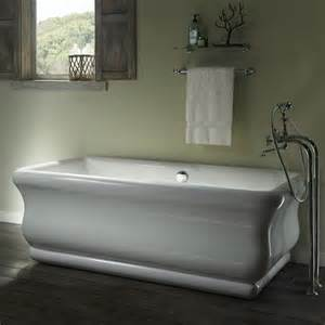 Freestanding Oval Bathtub Mti Parisian 174 2 Freestanding Bathtub