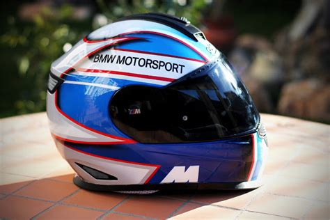 helmdesign bmw racing helmets garage schuberth sr2 quot bmw motorsport quot by
