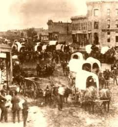 American Gardenscapes Kansas City Caldwell Kansas Cowtown 1880 Rural America 1800 S