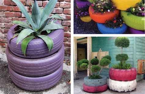 garden decoration with tyres garden decorations from tires 1 find projects to