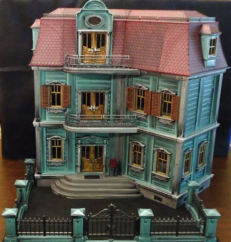 playmobile dolls house custom playmobil a dolls house pinterest