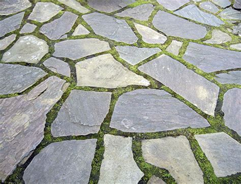 types of pavers for patio savvy housekeeping 187 different types of flagstone patios