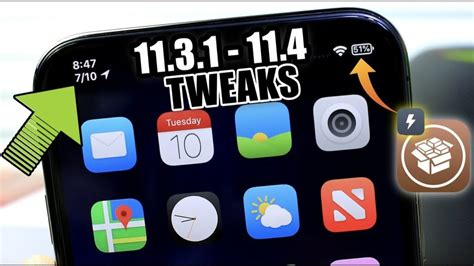 iphone  jailbreak tweaks  cydia  ios
