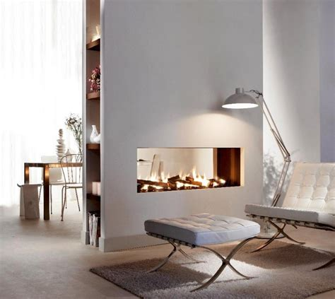 Open Fireplace Der by Fabulously Minimalist Fireplaces