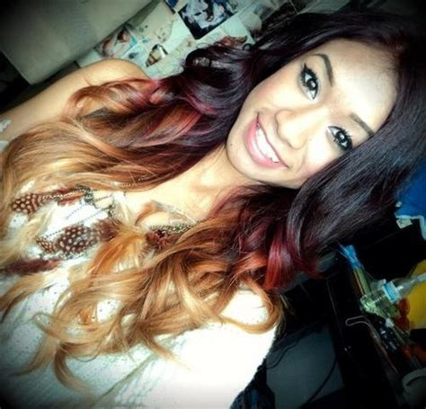 cute hair color ideas tumblr 17 best images about ideas for kelsey on pinterest