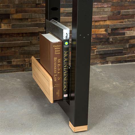binder organizer for desk loft desk storage tray ash caretta workspace