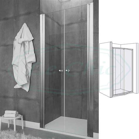 ante per doccia ante per doccia modello saloon 80 le chic arredamenti
